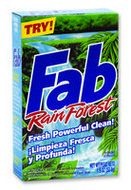 Rainforest 1.9 oz. Dry Laundry Detergent (case of 120)