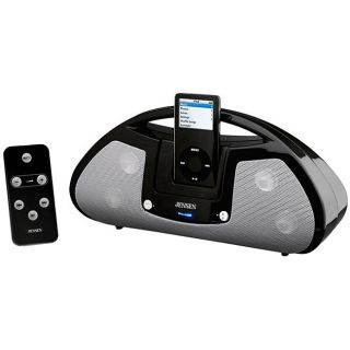 Jensen JiSS 120 Universal Docking Station for iPod