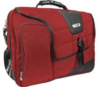 ful Unisex Adult Commotion Messenger Bag (Red, 13 x 17 x 4