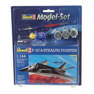 Revell Model Se F 117 Sealh Figher   Acha / Vene JEU ASSEMBLAGE