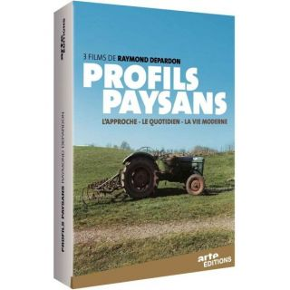 Coffret Profils Paysans en DVD FILM pas cher