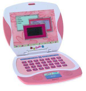 Barbie Online Laptop: Toys & Games