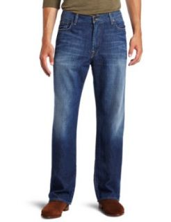 Lucky Brand Mens 181 Relaxed Straight Jean in Ol Neptune