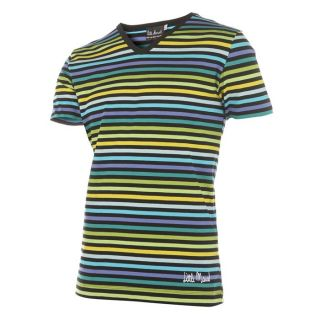 LITTLE MARCEL T Shirt Homme bleu   Achat / Vente T SHIRT LITTLE MARCEL
