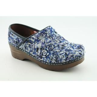 Sanita Womens Professional Saphire Basic Textile Casual Shoes