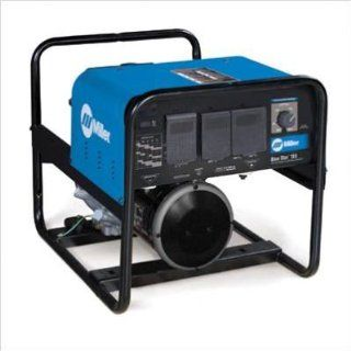 Star 185 Welder/Generator With 13HP Honda Recoil Start Engine With