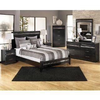 Obsidian Bayou Bedroom Set (Queen) B186 54 57 Home