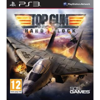 TOP GUN  HARD LOCK / Jeu console PS3   Achat / Vente PLAYSTATION 3