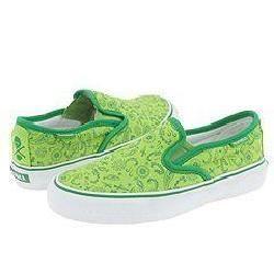 Circa Lopez 50 Slips W Lime Green/Paisley