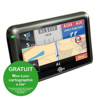 GPS MAPPY ULTI508   Achat / Vente GPS AUTONOME GPS MAPPY ULTI508