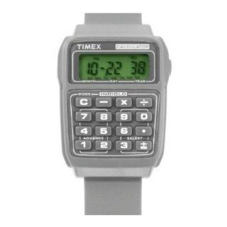 Timex Unisex Calculator Watch T2N187 Watches