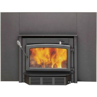Century Heating Wood Stove Fireplace Insert   65, 000 BTU, Model