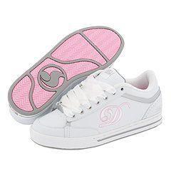 DVS Shoe Company Melody W White/Pink Leather