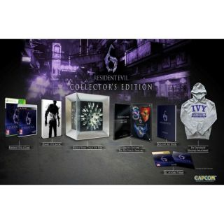 RESIDENT EVIL 6 COLLECTOR / Jeu console PS3   Achat / Vente SORTIE