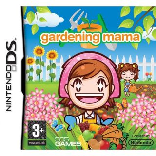 GARDENING MAMA / Jeu console DS   Achat / Vente DS GARDENING MAMA