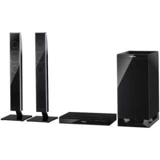 Panasonic SC HTB550 2.1 Speaker System   240 W RMS   Wireless Speaker