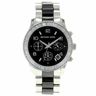 Michael Kors Womens Runway Stainless Steel Watch