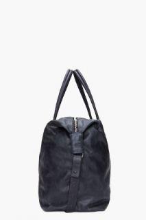 Maison Martin Margiela Large Black Duffle Bag for men