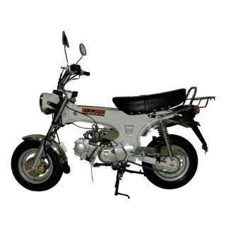 KOR   Achat / Vente MOTO DAX 125 cc blanc KOR