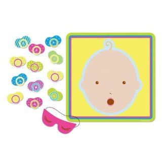 com Pin The Pacifier Baby Shower Game Case Pack 192 Everything Else