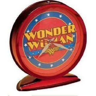 Wonder Woman Desk Clock