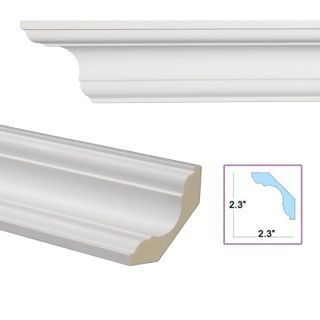 inch Crown Molding Today $123.99 5.0 (1 reviews)