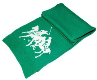 Polo Ralph Lauren Mens Cashmere Big Pony Match Scarf