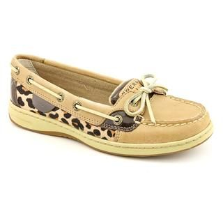 Sperry Top Sider Womens Angelfish Leather Casual Shoes