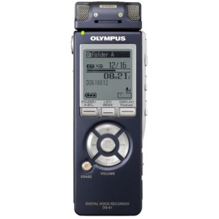 Olympus DS 61 2GB Digital Voice Recorder