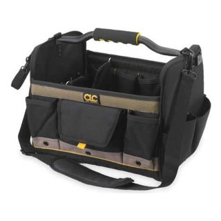 Clc 1578 Tool Bag, 21 Pocket, 14 W x 11 D x 11 In H