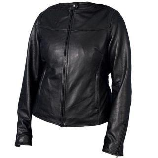 Leather Womens Premium Motorcycle Racing Jacket