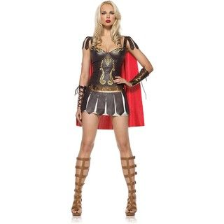 Leg Avenue Womens Warrior Princess Costume
