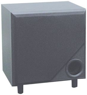 Jensen JPS12 12 inch 125 watt Front firing Powered Subwoofer