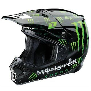 One Industries Gamma Monster Helmet   Medium/Black