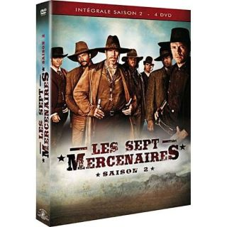Les sept mercenaires, saison 2 en DVD SERIE TV pas cher