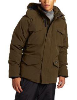 Canada Goose Mens Constable Parka Clothing