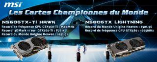 MSI NVIDIA GeForce GTX 560 Ti Hawk