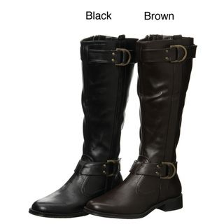 Aerosoles Womens Rideline Knee high Riding Boots FINAL SALE