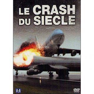 Le crash du siècle en DVD DOCUMENTAIRE pas cher
