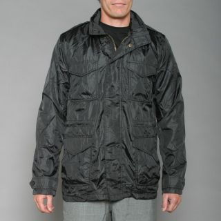 Alpha Industries Mens Black Hawthorne Jacket