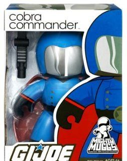 G.I. JOE Series 1 Mighty Muggs Figure Cobra Commander