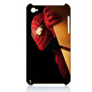 Spider Man Hard Case Cover Skin for Ipod Touch 4