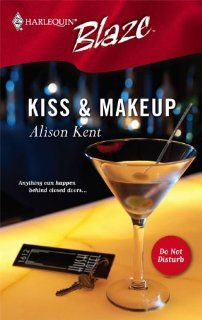 Makeup (Harlequin Blaze No. 197) (9780373792016) Alison Kent Books