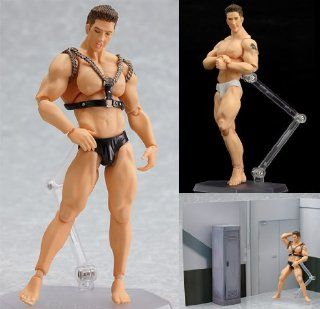Billy Herrington Birthday ver. figma Action Figure (Max