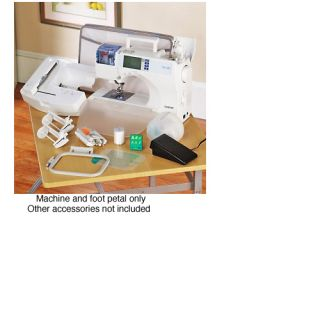 Brother HE 120 Embroidery Sewing Machine (Refurbished)