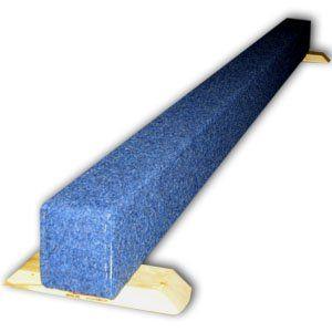 8 Carpet Practice Balance Beam: Sports & Outdoors