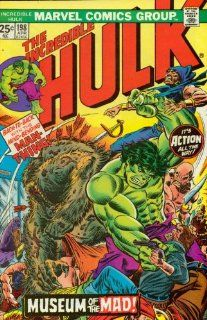 The Incredible Hulk (Vol. 1 No. 198, March 1976) (Museum Of The Mad