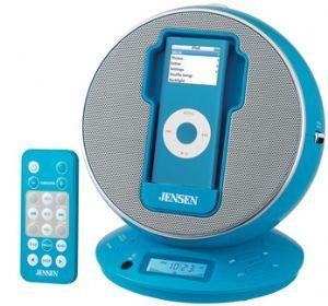 Exclusive Jensen JiMS 195 Docking Digital Music System for