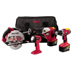 Robert Bosch Tool Group 2887 16 18V Cordless Drill Kit