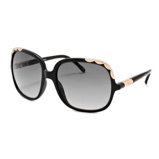 Chloe Womens Erine Black Fashion Sunglasses